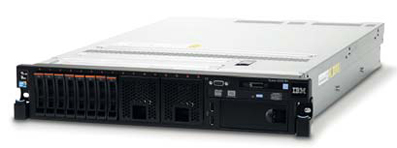 Сервер IBM x3550 M4 7914L3G